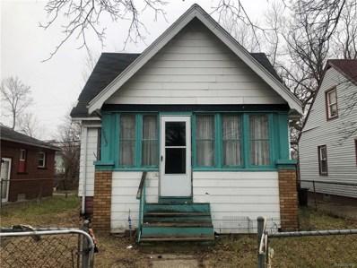 19443 Omira Street, Detroit, MI 48203 - MLS#: 219001143