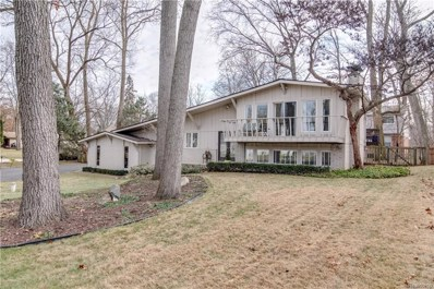 7745 Barnsbury Drive, West Bloomfield Twp, MI 48324 - MLS#: 219001211