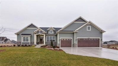 6090 N Sleepy Hollow Lane, Meridian Charter Twp, MI 48823 - MLS#: 219001391