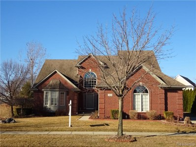 49275 Golden Lake Drive, Shelby Twp, MI 48315 - MLS#: 219001449