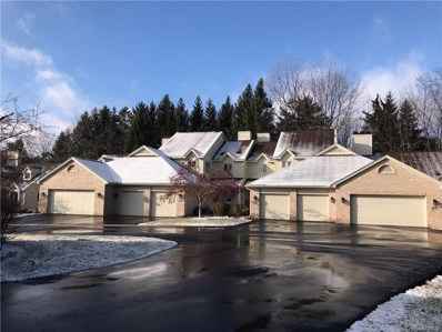 4434 Glen Eagles Court UNIT 92, Genoa Twp, MI 48116 - #: 219001844