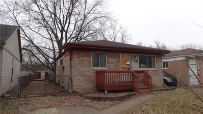 20117 Deering Street, Livonia, MI 48152 - MLS#: 219001972