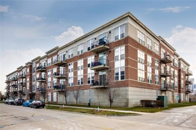 66 Winder Street UNIT 208, Detroit, MI 48201 - MLS#: 219002002