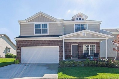 311 Wood Court, Marion Twp, MI 48843 - #: 219002074