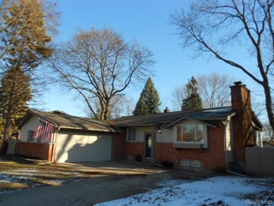 2300 Old Salem Road, Auburn Hills, MI 48326 - MLS#: 219002203