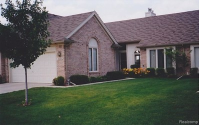 4205 Reflections Drive, Sterling Heights, MI 48314 - MLS#: 219002368