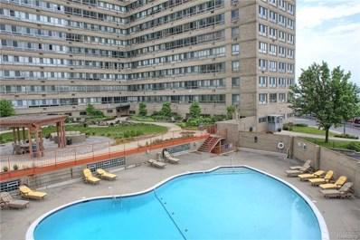 8900 E. Jefferson UNIT 116, Detroit, MI 48214 - MLS#: 219002383
