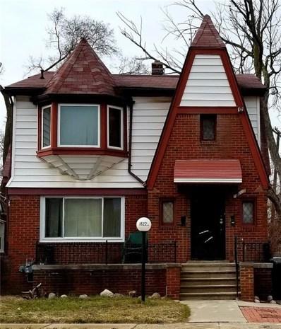 18223 Monica Street, Detroit, MI 48221 - MLS#: 219002425
