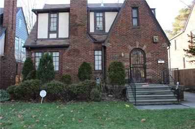 16203 Rosemont Avenue, Detroit, MI 48219 - MLS#: 219002687