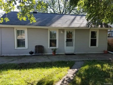 26606 Lenox Avenue, Madison Heights, MI 48071 - MLS#: 219002753