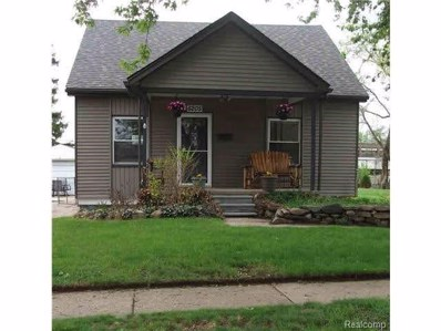 6205 Drexel Street, Dearborn Heights, MI 48127 - MLS#: 219002768