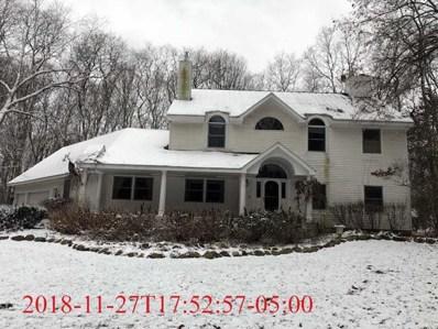 1640 S Hickory Ridge Trail, Milford Twp, MI 48380 - MLS#: 219002936