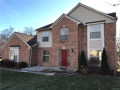 201 Daren Court, Walled Lake, MI 48390 - MLS#: 219003012