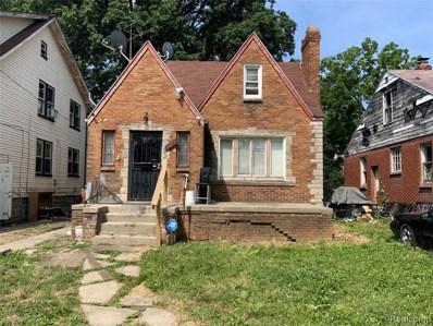 11677 Littlefield Street, Detroit, MI 48227 - MLS#: 219003083