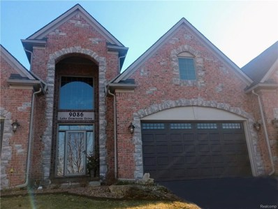 9086 Lake Dominion Drive, Brighton Twp, MI 48114 - MLS#: 219003183