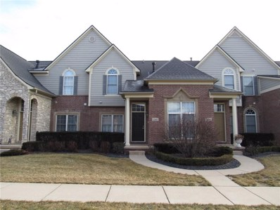 1245 W Crystal Circle, Canton Twp, MI 48187 - MLS#: 219003306