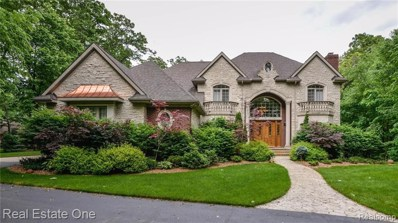3164 Canyon Oaks Trail, Milford Twp, MI 48380 - #: 219003364