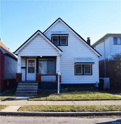1763 Lindbergh Street, Wyandotte, MI 48192 - MLS#: 219003487
