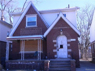 15776 Cheyenne Street, Detroit, MI 48227 - MLS#: 219003816