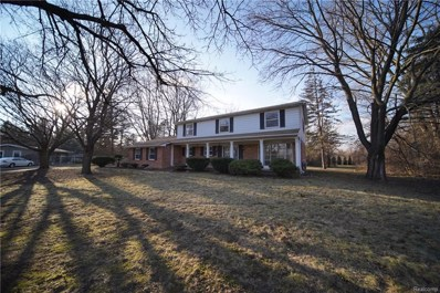 1215 Thornwood Court, Flint Twp, MI 48532 - MLS#: 219003855