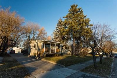 954 Alberta Street, Ferndale, MI 48220 - MLS#: 219004173