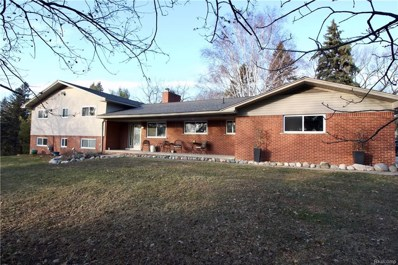 911 Westview Road, Bloomfield Twp, MI 48304 - MLS#: 219005962