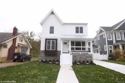 310 E Farnum Avenue, Royal Oak, MI 48067 - MLS#: 219006152