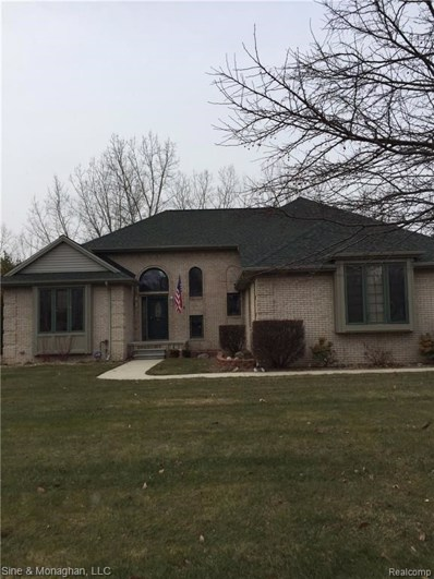 746 Highland Drive, St Clair, MI 48079 - MLS#: 219006422