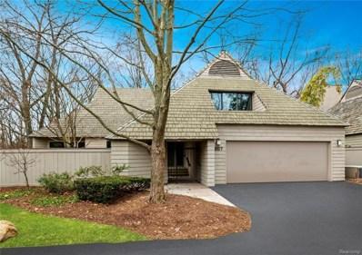 957 Bloomfield Woods Drive, Bloomfield Hills, MI 48304 - #: 219006670
