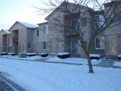 34780 W 8 Mile Road UNIT 3, Farmington Hills, MI 48335 - MLS#: 219006739
