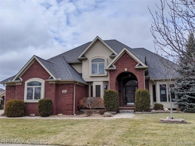 232 Lacewood Drive, Frenchtown Twp, MI 48162 - MLS#: 219006833