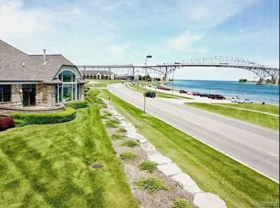 1838 Edison Shores Pl, Port Huron, MI 48060 - MLS#: 219007076