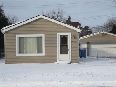 8013 N Silvery Lane, Dearborn Heights, MI 48127 - MLS#: 219007259