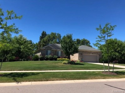 2101 Pinebrook Meadow Court, Marion Twp, MI 48843 - #: 219007298