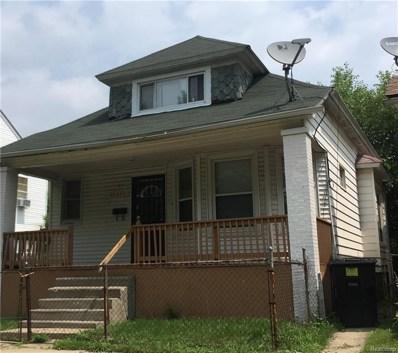 4532 Fischer, Detroit, MI 48214 - MLS#: 219007576