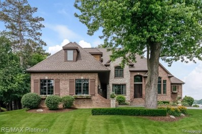 3476 Hilton Pointe Court, Brighton, MI 48114 - MLS#: 219007631