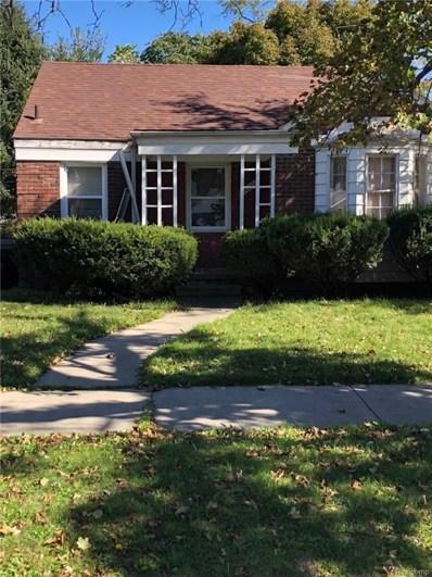 18600 Ferguson Street, Detroit, MI 48235 - MLS#: 219007633