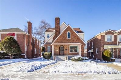 18229 Roselawn Street, Detroit, MI 48221 - MLS#: 219007924