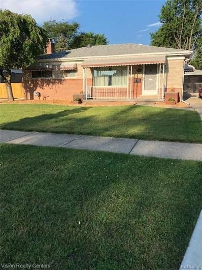 28291 Suburban Drive, Warren, MI 48088 - MLS#: 219008421