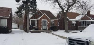 13871 Fordham Street, Detroit, MI 48205 - MLS#: 219008650