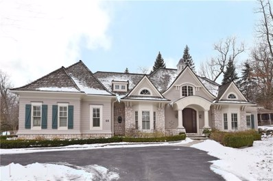 69 Scenic Oaks Drive E, Bloomfield Hills, MI 48304 - #: 219008652