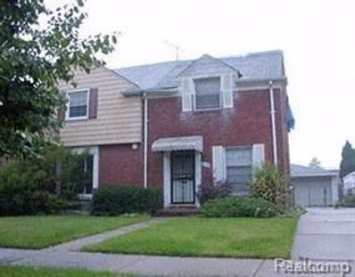 10933 Nottingham Road, Detroit, MI 48224 - MLS#: 219008742