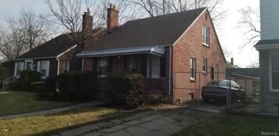 8913 Westfield Street, Detroit, MI 48204 - MLS#: 219009240