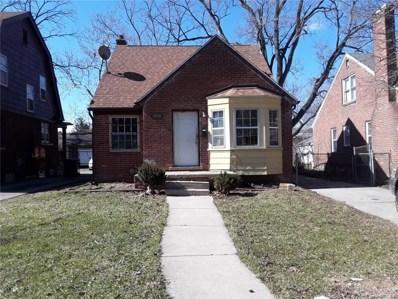 13535 S Mettetal Street S, Detroit, MI 48227 - MLS#: 219009393