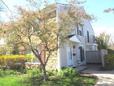 2994 Whittier Court UNIT 115, Ann Arbor, MI 48104 - MLS#: 219009465
