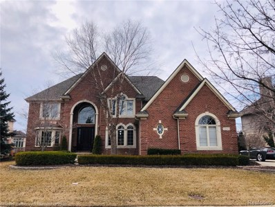 18503 Clairmont Circle E, Northville Twp, MI 48168 - MLS#: 219009712