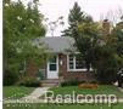 9918 Shadyside Street, Livonia, MI 48150 - MLS#: 219009758