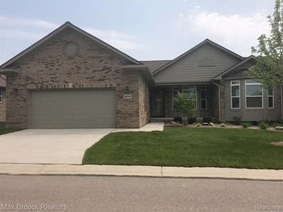 3698 Partagas Drive, Sterling Heights, MI 48310 - MLS#: 219010605