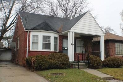 9815 Manistique Street, Detroit, MI 48224 - MLS#: 219010784