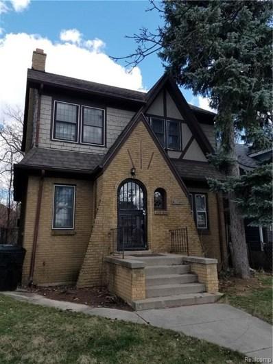16514 Wildemere Street, Detroit, MI 48221 - MLS#: 219010785